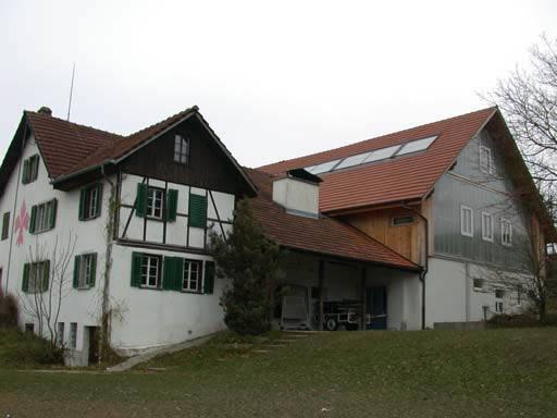 Pfadiheim Buech